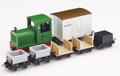 Minitrains Zugzusammenstellungen / Train Sets