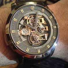 Christophe Claret Soprano Westminster Minute Repeater by Tourbillon