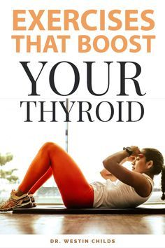 Some exercises have been proven to improve thyroid function! Learn how to naturally reduce TSH and increase and with exercise in this article. Thyroid Issues, Thyroid Disease, Thyroid Problems, Thyroid Health, Hashimotos Disease Diet, Hypothyroidism Diet, Yoga, Excercise, Health Products