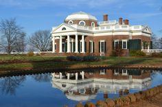 A picture of Monticello I took