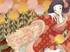 Yoko Furusho, Illustration ~ Blog of an Art Admirer