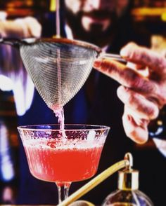 Red Jalicus on the way #bartenderslife #cocktails_for_you #cocktailslondon #londoncocktailbar #passion #tequila #blakeshotel    Red Jalicus   Don Julio Blanco.  40 ml  Domaine de Canton 15 ml  Lime juice.  20 ml  Cranberry juice.  20 ml  Hibiscus syrup hm.  10 ml    Candy floss and Mezcal spray as a garnish 😉