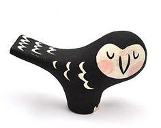 {black owl} by Kagoshima Mutsumi