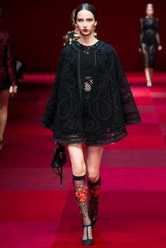 Dolce & Gabbana SS15 - Milan