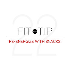 To replenish lost energy while also helping worked muscles repair, eat a 150-calorie post-workout snack within 30 minutes after your workout. Aim for a 4:1 ratio of carbs to protein.
