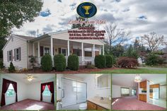 OPEN HOUSE tomorrow, Sat Dec 19 from 1 - 4 PM. Don't miss the chance to own this charming home at 306 Belmont Dr SW Leesburg VA. Call Gene Mock at 703.342.8100 for more info.