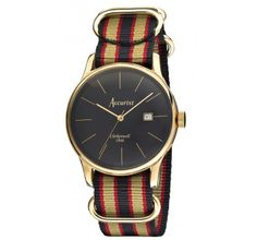 Mens Strap Watch (MS433B) Accurist 60Pounds
