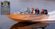 Lowe Boats is the leading manufacturer of aluminum fishing boats, pontoon boats, jon & hunting boats, small fishing boats and new boats for sale. Best Fishing Boats, Fishing Boats For Sale, Aluminum Fishing Boats, Aluminum Boat, Sport Boats, Ski Boats, New Boats For Sale, Lowe Boats, Boat Dealer