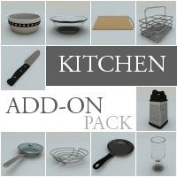 Kitchen Add-on Pack