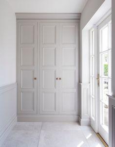 'Provençal.' Woodale Designs, custom wood furniture/cabinetry, Dublin, Ireland .