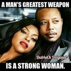 Taraji P Henson & Terrence Howard from Empire on Fox TV Wife Quotes, Queen Quotes, Qoutes, Terrence Howard Wife, Cookie Lyon Quotes, Empire Quotes, Black Love Quotes, Empire Cookie, Prison Wife