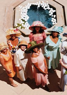 You're Invited! Inside Oprah'sGarden Party