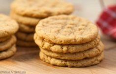 Classic Peanut Butter Cookies | FaveGlutenFreeRecipes.com