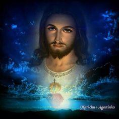 Jesus Our Savior, Jesus Is Risen, Jesus Loves Us, God Jesus, Jesus Photo, Girl God, Pictures Of Jesus Christ, Christian Pictures, Jesus Painting