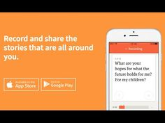 StoryCorps.me | About StoryCorps.me