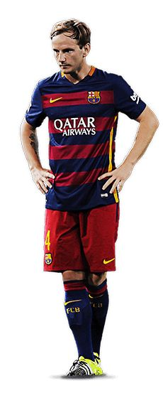 Ivan Rakitic Barcelona View your team - Team of the Year - UEFA.com Fc Barcelona, Barcelona Futbol Club, Barcelona Football, Lionel Messi, Ivan Rakitic, Soccer Boyfriend, Good Soccer Players, Football Is Life, Founding Fathers