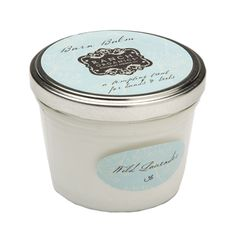 NEW! Barn Balm A tempting treat for hands and feet. Our Barn Balm is a unique blend of luxurious whipped body cream and Shea butter.