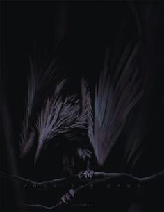 Crow Perched by jameszapata.deviantart.com on @DeviantArt