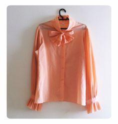 Camisa rosa vintage - Tamanho M R$35.00
