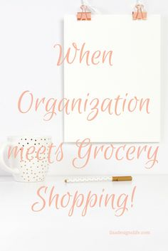 Check out this post with a positive spin on grocery shopping. lisadesingslife.com