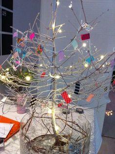 Christmastree maskingtape