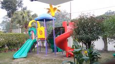 Little One The Jaipuria Preschool : Play Ground