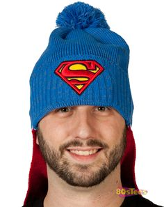 Caped Knit Hats Turn You Into Batman And Superman (With Wolverine)