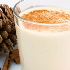 ... Egg Nog on Pinterest | Egg nog, Eggnog recipe and Homemade eggnog