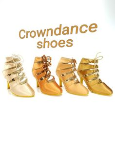 Ballroom dance shoes made by Crowndanceshoes #ballroom #handmade #shoes #madeinUSA #ballroomshoes #championship