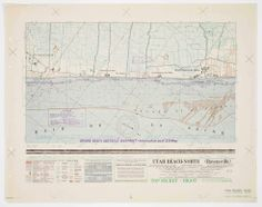 Today's Document — usnatarchives: Omaha Beach and Utah Beach were. D Day Map, Normandy Beach, D Day Landings, 101st Airborne Division, Paratrooper, National Archives, Modern History, World War Ii, Wwii