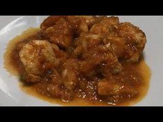 Pollo con Tomate en Monsieur Cuisine Connect y MC PLus - YouTube Recetas Monsieur Cuisine Plus, Lidl, Carne, Pork, Beef, Chicken, Detox, Recipes With Chicken, One Pot Dinners