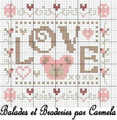 <3 free Cross Stitch For Kids, Just Cross Stitch, Cross Stitch Needles, Cross Stitch Heart, Cross Stitch Cards, Cross Stitch Alphabet, Cross Stitch Samplers, Cross Stitching, Cross Stitch Patterns
