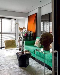 The best of Boca do Lobo's Luxury Interior Architecture Projects Contemporary Interior, Modern Interior Design, Luxury Interior, Interior Architecture, Home Living Room, Living Room Decor, Living Spaces, Acrylic Furniture, Design Salon