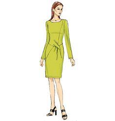 Vogue Patterns 9148 Misses' Dress sewing pattern