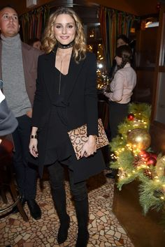 Olivia Palermo and Aerin Lauder Dinner Event in New York  The Olivia Palermo Lookbook