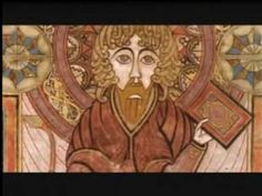 Book of Kells ~ Part 1 Documentary *** Around the year 750, Irish monks laboring in isolation on a tiny island of Iona off Scotland's west coast-  began work on a book that would outlast empires, a book that many say may be the greatest illustrated version of the Gospels ever made.