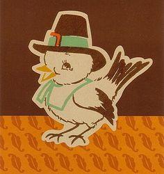 Vintage Thanksgiving.