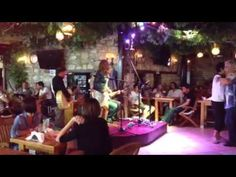Live Music Kusadasi Turkey - 'What's Up' Maureen, Tolga, Sercan - Planet Yucca, Kusadasi