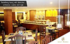 Redefining luxury with distinctive ambiance, cuisine and style at Hotel Grand Residence, Porur, Chennai  www.hotelgrandresidence.com   reserve@hotelgrandresidence.com   044 2476 7611  #GrandResidence #GrandResidencePorur #Porur #Chennai #Hotel