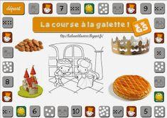 Risultati immagini per la galette des rois activités en maternelle Classroom Games, Teaching French, Voici, Princesses, Cycle 1, Petite Section, School Stuff, Script, Rois Mages