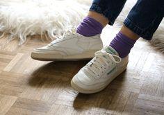 e4186286a96 Sneakers women - Reebok classic club c vintage Kicks