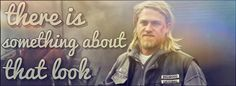 """He couldn't just let me have it! I'm going Nomad."" Jax Teller"