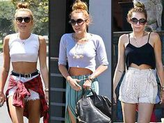 Miley Cyrus outfit