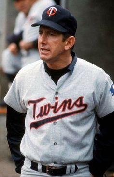 Billy Martin, Twins manager Clemson Baseball, Baseball Manager, Baseball Playoffs, Minnesota Twins Baseball, Baseball Live, Baseball Star, Baseball Photos, Baseball Cards, Dodgers