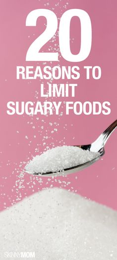 It's time to cut the sugar after reading this article!