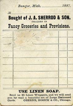 1887 Ephemera torn paper french printable free french label vintage paper