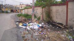 La basura aculada impedía la circulación del agua
