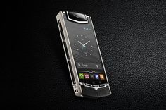 Vertu Ti now official: First super luxury Android smartphone - Pocket-lint