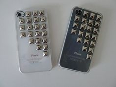 Iphone stud cover