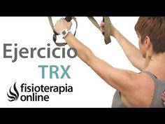 Ejercicios para fortalecer la musculatura estabilizadora de la escápula - YouTube
